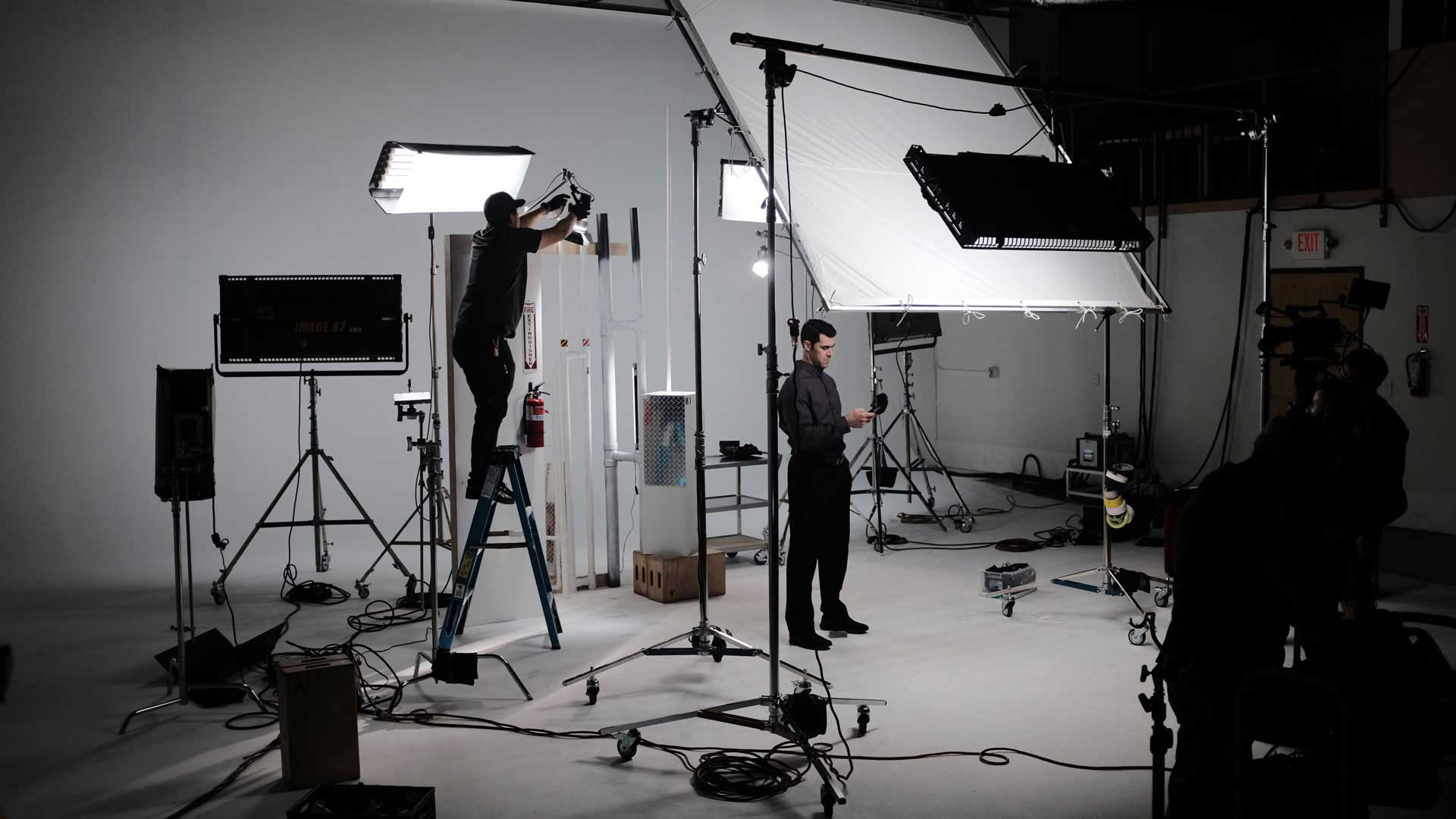 studio locations for video production